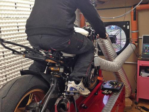 Motorová brzda MJ POWER Dyno